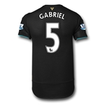 Arsenal 15/16 GABRIEL Cup Soccer Jersey