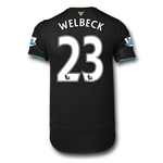 Arsenal 15/16 WELBECK Cup Soccer Jersey
