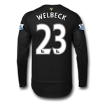 Arsenal 15/16 WELBECK LS Cup Soccer Jersey