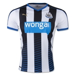 Newcastle United 15/16 Home Soccer Jersey