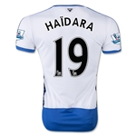 Newcastle United 15/16 HAIDARA Home Soccer Jersey