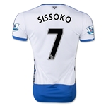 Newcastle United 15/16 SISSOKO Home Soccer Jersey