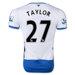 Newcastle United 15/16 TAYLOR Home Soccer Jersey