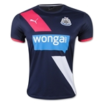 Newcastle United 15/16 Third Soccer Jersey