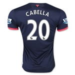 Newcastle United 15/16 CABELLA Third Soccer Jersey