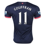 Newcastle United 15/16 GOUFFRAN Third Soccer Jersey