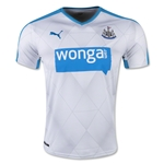 Newcastle United 15/16 Away Soccer Jersey