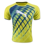 PUMA IT evoTRG Graphic T-Shirt (Neon Yellow)