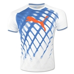 PUMA IT evoTRG Graphic T-Shirt (Wh/Ro)