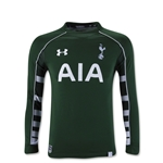 Tottenham 15/16 Youth LS Goalkeeper Jersey