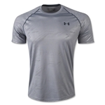 Under Armour Tech Novelty T-Shirt (Gray)