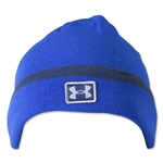 Under Armour Cuff Sideline Beanie (Royal)