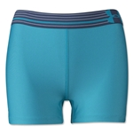Under Armour HeatGear Armour Compression 3 Women's Shorty (Teal)