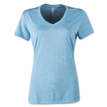 Under Armour Tech Dope Dye V-Neck T-Shirt (Teal)