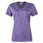 Under Armour Tech Disruptive Space Dye T-Shirt (Nv/Pi)
