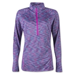 Under Armour Tech Disruptive Space Dye 1/4 Zip (Nv/Pi)