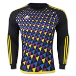 adidas miadidas Custom Long Sleeve Goalkeeper Jersey