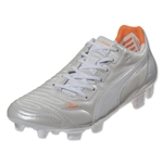 Puma evoPower 1.2 Leather FG (White Out)