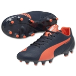 Puma evoSpeed 4.4 FG (Total Eclipse/Lava Blast)