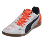 Puma evoPower 4.2 IT (White/Total Eclipse/Lava Blast)