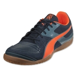 PUMA Invicto Sala (Total Eclipse/Lava Blast/Tapestry Blue)
