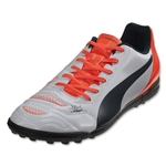 Puma evoPower 4.2 TT (White/Lava Blast/Total Eclipse)
