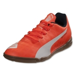 PUMA evoSPEED 5.4 IT Junior (Lava Blast/White/Total Eclipse)