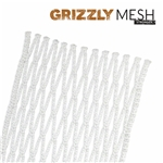 StringKing Grizzly Goalie Mesh (White)