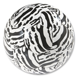 Safari Soccer Ball (White/Black)