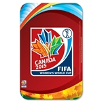 FIFA Women's World Cup Canada 2015(TM) 11x17 Logo Sign