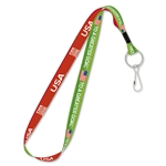 FIFA Women's World Cup Canada 2015(TM) USA Lanyard