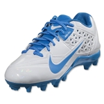 Nike Women's Speedlax 4 Limited Edition Cleats (White/Photo Blue)