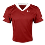 Under Armour Stock Toli Jersey (Red)