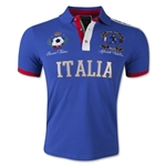 Absolute Rebellion Italy 2015 Polo (Royal)