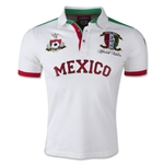 Absolute Rebellion Mexico 2015 Polo (White)