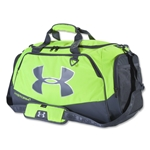 Under Armour Undeniable MD Duffle II Bag (Neon Yellow)