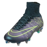 Nike Mercurial Superfly SG-Pro (Blue Lagoon/Volt)