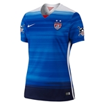 USA 2015 AO Women's Away Soccer Jersey