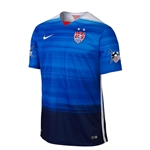 USA 2015 AO Youth Away Soccer Jersey