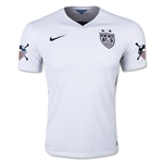 USWNT 2015 American Outlaws Home Soccer Jersey