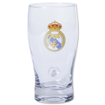 Real Madrid Pint Glass