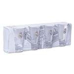 Real Madrid 4-Pack Shot Glass
