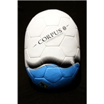 Corpus Training Soccer Training Ball-Oval (Royal)