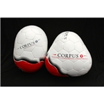 Corpus Training Soccer Youth Training Ball-Set (Red)