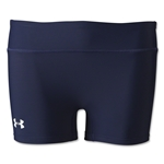 Under Armour Girls 3 Volleyball Short (Navy)