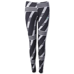 adidas Originals Native All Over Print Leggings (Black/Gray)