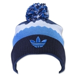 adidas Originals Roads Ballie Beanie (Navy)