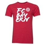 Bayern Munich FC Bayern T-Shirt (Heather Red)