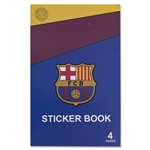 Barcelona Sticker Book