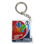 FIFA Women's World Cup 2015(TM) Logo Keyring